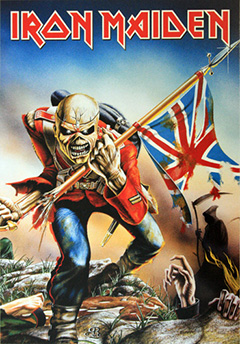 Iron Maiden / The Trooper